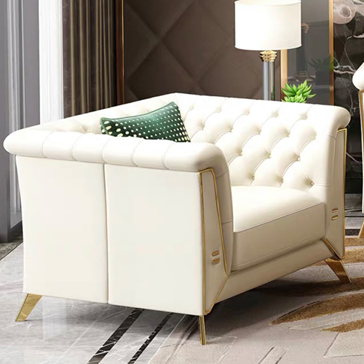 Relaxation soft white leather sectional recliner genuine home furniture curved round sofa set