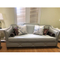 European style luxury french living room mini 2seater sectional leather sofa set for lobby