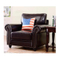 Nordic corner chaise longue combination modern minimalist living room small apartment leather art sofa