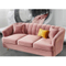 New fashion comfortable 3 piece living room furniture garden highback leisure 7 seater couples sofa set