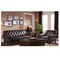 Modern Elegance Design Strong Bilateral Stable 2 Seats Couch Divan Sofa For Living Room
