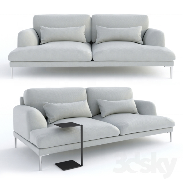 custom modern wooden luxury designs house gray sectional sofa 2 seater for living room
