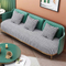Wholesale custom designs modern couch living room furniture sectional fabric sofa set 3 seater